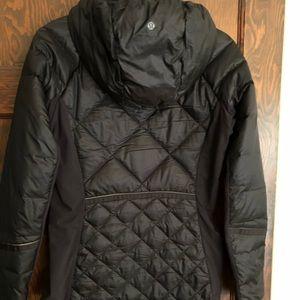 Lululemon Down to Run ll Jacket Coat 8